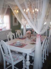 25 shabby chic style dining room design ideas decoration