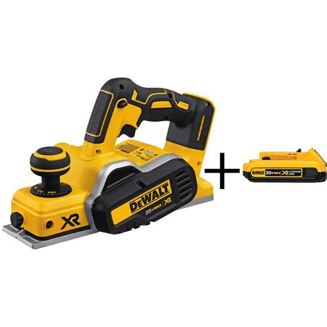 dewalt 7 3 1 4 in corded planer kit dw680k the
