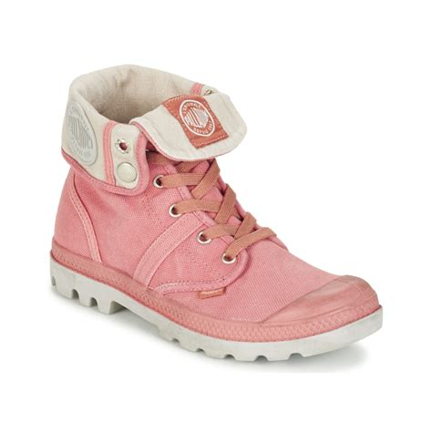 palladium baggy us pink free delivery with spartoo uk