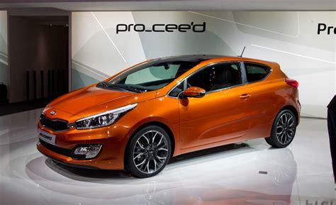 Kia Ceed Pro Car And Driver