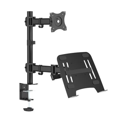 Tv Bracket Adjustable Up And 1 3mm Thick 100 X 100 Pitch For T30 4 pyle pltlstnd23 home and office mounts stands holders musical instruments mounts