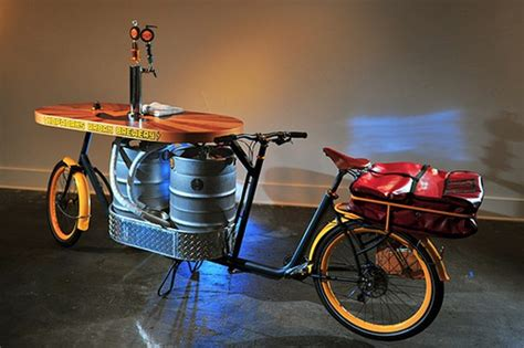 bike brewery bike puts a bar together with a bicycle mikeshouts