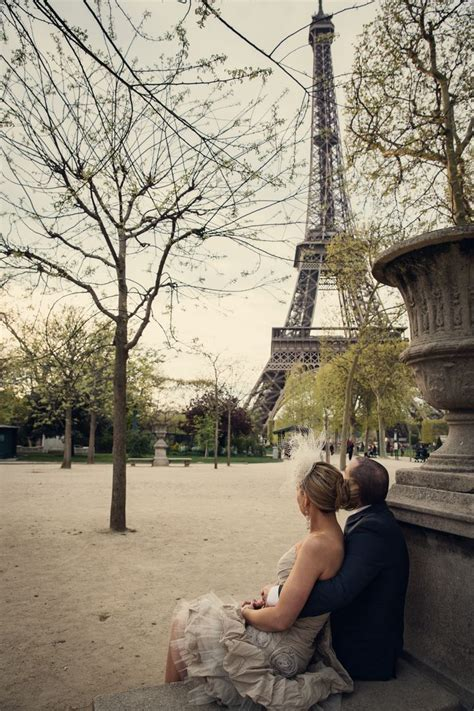 Vow Renewal in Paris By Assassynation   Boho Weddings