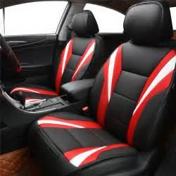 new leather car seats new breathable pu leather car seat covers pad fit for most