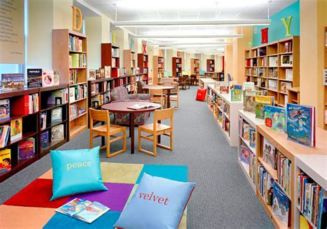 home decorating school library design children s library decorating ideas with