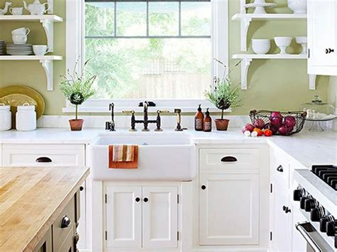 bright english kitchen style with white cabinetry and a bright white lighting country kitchen cabinets ideas