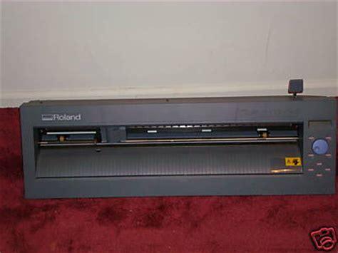 Sale Cutter Cx 500 Combo roland camm 1 plotter manual krecsey