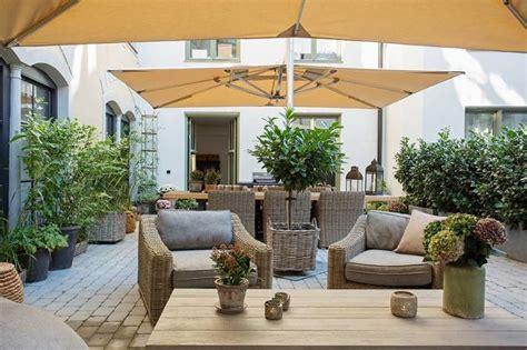terrazze arredate foto terrazze arredate con piante idee creative di interni e