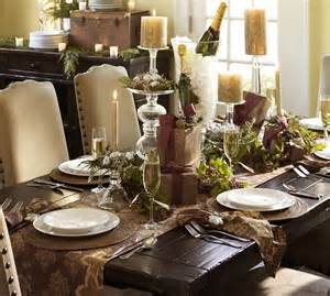 home table decorations christmas table brown cream gold green christmas pinterest glass vase christmas love