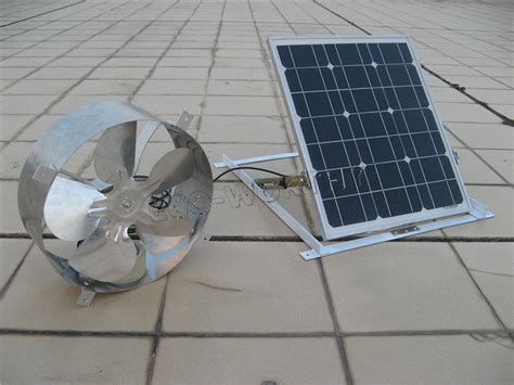 solar gable attic fan solar powered attic vent gable roof ventilator fan