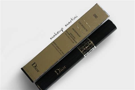 Diorshow Waterproof Backstage Mascara Expert Review by Diorshow Waterproof Mascara Review Dupes Swatches
