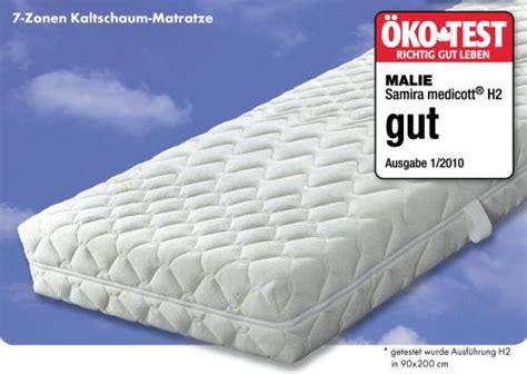 testsieger matratze matratzen auf die qualit 228 t kommt es an