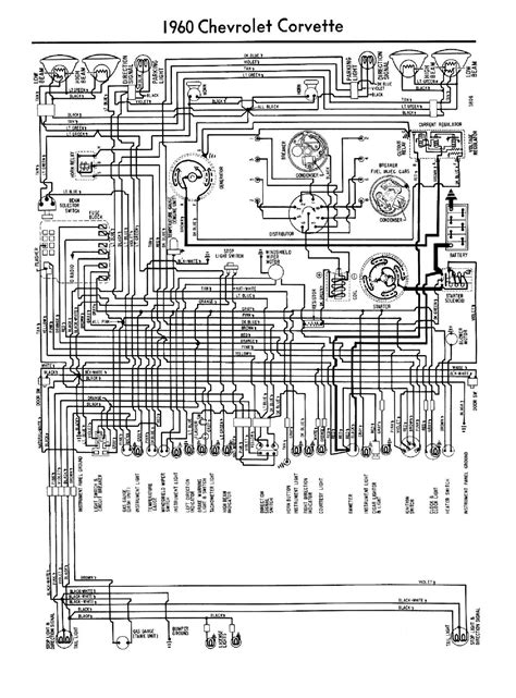 service manuals schematics 1960 chevrolet corvette security system 1981 corvette wiring diagram wiring diagram and schematics
