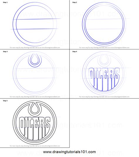 Edmonton Oilers Logo Outline by At Glance And Probably Second And Third As Well The Oilers One Time Alternate Logo Looks