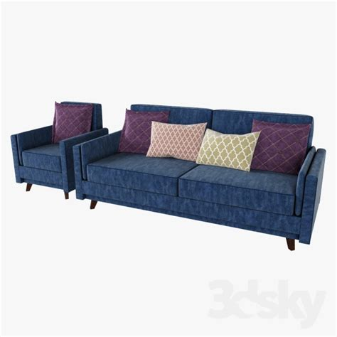 armchairs and sofas 3d models sofa sofas and armchairs cushions in the