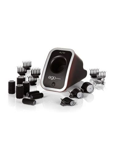 Ego Boost Hair Dryer ego boost pod heated roller system hairtrade