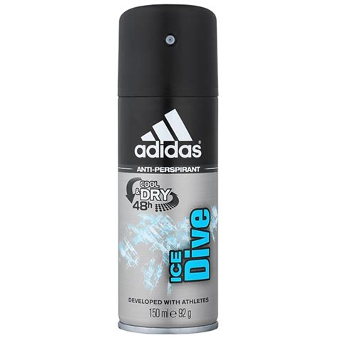 adidas dive adidas dive deo spray for 150 ml 24 h notino co uk