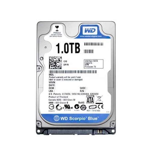 Harddisk 1tb Murah harddisk 2 5 western digital wd blue 1tb sata3 5400 rpm tans computer jakarta toko