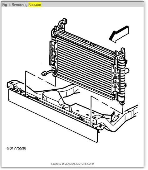 2004 pontiac grand am radiator 2004 pontiac grand am cooling system diagram repair