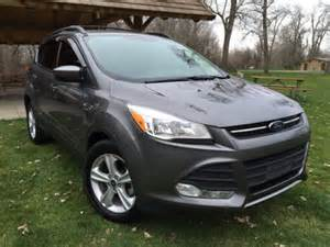 2014 ford escape gray for sale used cars for sale