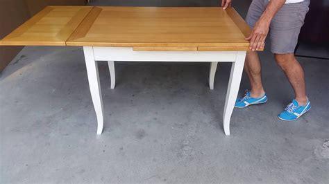tavoli estraibili tavolo rettangolare allungabile con 2 allunghe laterali