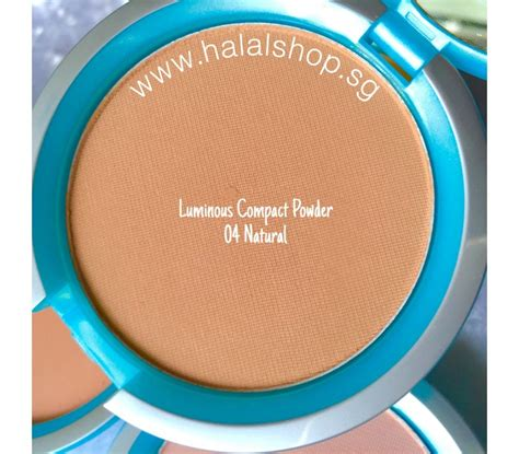 Wardah Compact Powder halal cosmetics singapore wardah everyday luminous