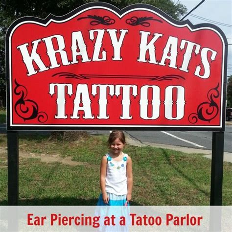 tattoo parlor ear piercing we hit the tattoo parlor for some ear piercing that s vandy