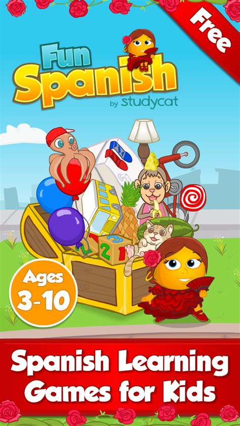 fun learning activities for 1845908929 fun spanish language learning games for kids review educational app store