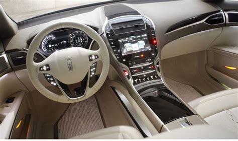 2013 Lincoln Mkz Interior by 2013 Lincoln Mkz Interior Pictures Cargurus