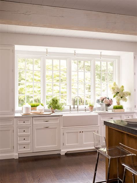 modern kitchen window treatments creative kitchen window treatments