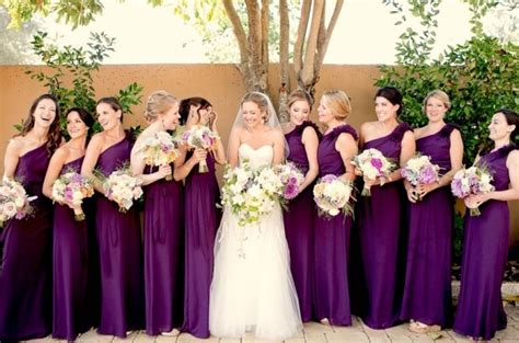 bridesmaid colors the 7 colors that look fabulous on all bridesmaids