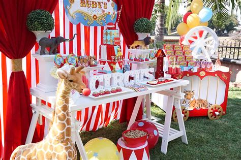 carnival themes ideas carnival circus party ideas