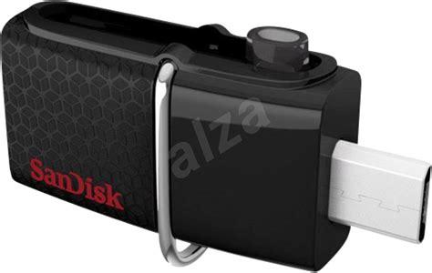 Flashdisk Sandisk 16 Gb Ultra Dual Usb Drive Otg Flash Disk 16gb Ori sandisk ultra dual usb drive 3 0 16gb flash disk alza cz