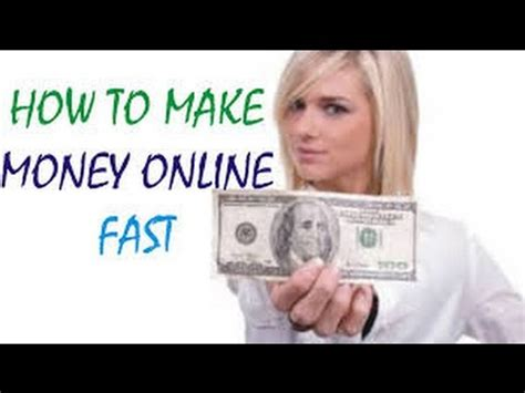 How To Make Free Money Online Fast - how to make money online fast 2017 make money online fast and free 2018 earn 300