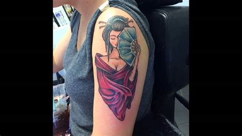 tattoo geisha signification 50 colorful japanese geisha tattoo meaning and designs