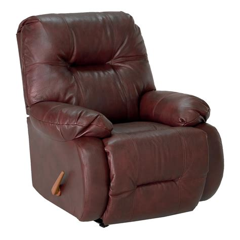 Best Swivel Recliner by Best Home Furnishings Recliners Medium Brinley Swivel