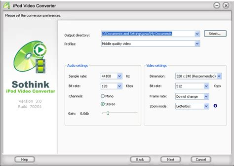 format audio ipod sothink ipod video converter easily convert video to