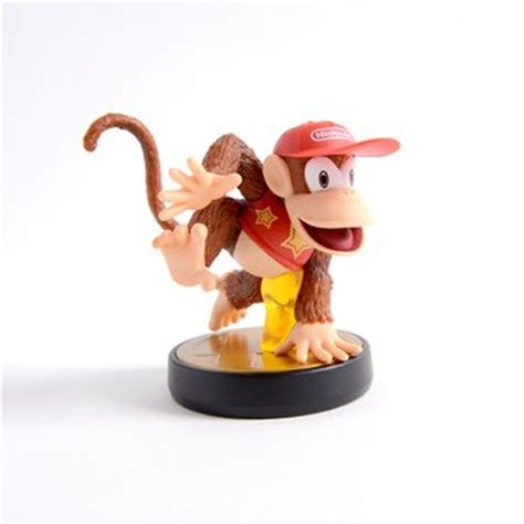 Supersmash Series Diddy Kong Amiibo diddy kong amiibo smash bros us ver