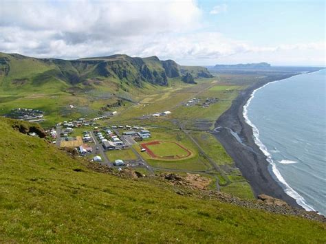 Beautiful Abandoned Places by Black Sand Beach Iceland