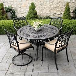 Iron Patio Furniture Furniture Rod Iron Patio Set Patio Design Ideas Wrought