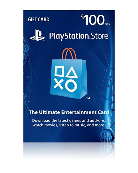 Purchase Ps4 Gift Card - sony playstation gift card 100 usa for ps4 ps3 psvita buy online daraz pk