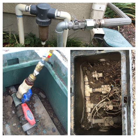 Sprinkler System Plumbing by Plumbing How Do I Winterize This Sprinkler System Home