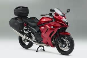 Suzuki Standard Motorcycles Suzuki Adds Standard Luggage To Gsx1250f Visordown