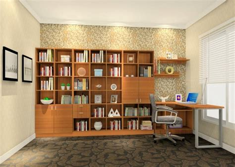study room interior design walls 3d house