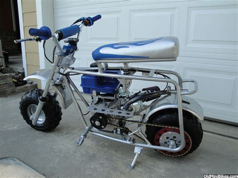 doodlebug mini bike modifications road minibikes page 3