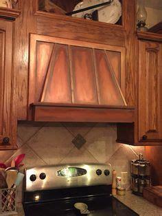 painted copper range hood copper color ideas project