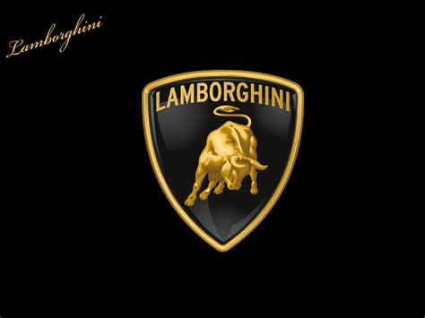 Lamborghini Logo History Lamborghini Logo 2013 Geneva Motor Show