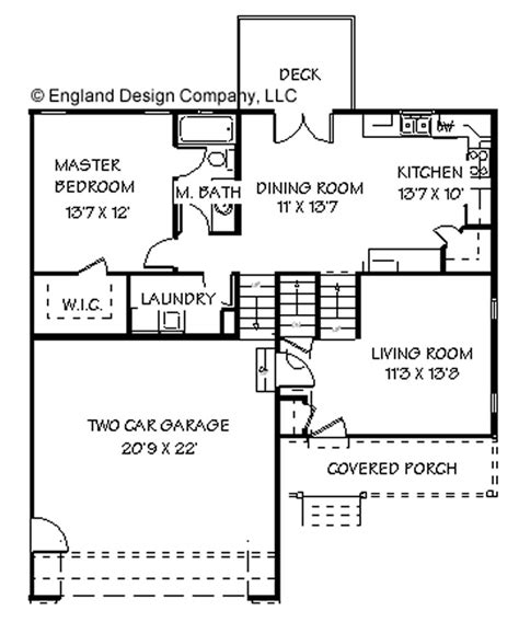 Split Level Home Floor Plans by Carriage House Plans Split Level House Plans