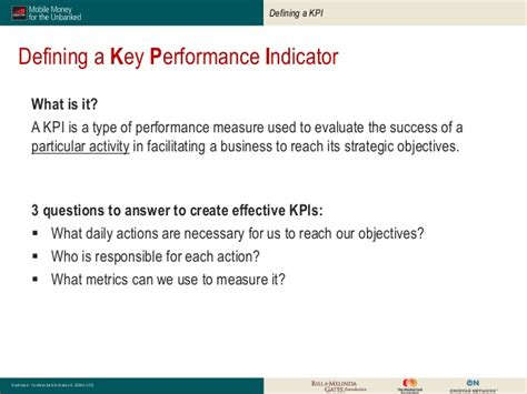 what is a kpi definition best practices and examples
