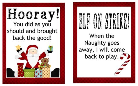 printable elf construction signs elf on the shelf printables 4 mom